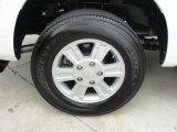 2010 Toyota Tundra CrewMax Wheel