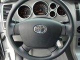 2010 Toyota Tundra CrewMax Steering Wheel