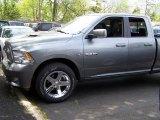 2010 Mineral Gray Metallic Dodge Ram 1500 Sport Quad Cab 4x4 #48770604