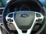 2011 Ford Explorer Limited Steering Wheel