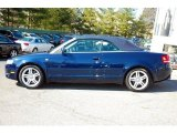 Deep Sea Blue Pearl Effect Audi A4 in 2008
