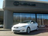 2008 Starfire White Pearl Lexus IS 250 AWD #4862234