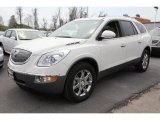 2010 White Diamond Tricoat Buick Enclave CXL AWD #48814465