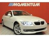 2011 Mineral White Metallic BMW 3 Series 328i xDrive Coupe #48814777