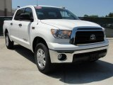 2011 Super White Toyota Tundra CrewMax 4x4 #48814610