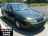 2001 Green Saturn L Series L200 Sedan #48814350