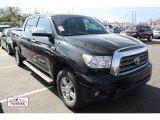 2007 Black Toyota Tundra Limited CrewMax 4x4 #48814359