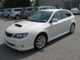 2008 Subaru Impreza WRX Wagon Data, Info and Specs