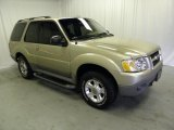 2003 Harvest Gold Metallic Ford Explorer Sport XLT 4x4 #48814826