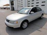 2000 Satin Silver Metallic Volkswagen Passat GLS 1.8T Sedan #48814403