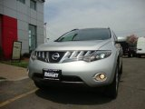 2009 Brilliant Silver Metallic Nissan Murano SL AWD #48814677