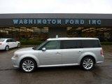 2010 Ingot Silver Metallic Ford Flex Limited EcoBoost AWD #48814681