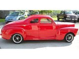 1940 Ford DeLuxe Custom Coupe Data, Info and Specs