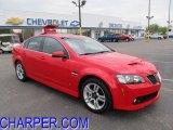 2009 Liquid Red Pontiac G8 Sedan #48815029