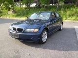 2004 Mystic Blue Metallic BMW 3 Series 325i Sedan #48814688