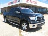 2010 Black Toyota Tundra SR5 Double Cab #48814707