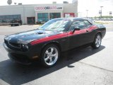 2011 Brilliant Black Crystal Pearl Dodge Challenger R/T Classic #48814710