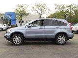 2008 Glacier Blue Metallic Honda CR-V EX-L 4WD #48815056