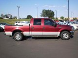 2004 Ford F250 Super Duty Lariat SuperCab Data, Info and Specs