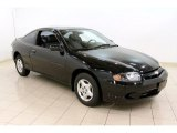 2003 Black Chevrolet Cavalier Coupe #48814886