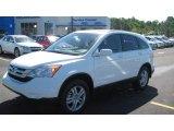 2011 Taffeta White Honda CR-V EX-L #48814720