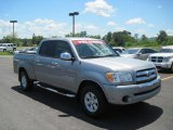 2005 Toyota Tundra SR5 Double Cab 4x4 Front 3/4 View