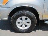 2005 Toyota Tundra SR5 Double Cab 4x4 Wheel