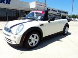 2007 Pepper White Mini Cooper Convertible #48866842