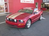 2007 Redfire Metallic Ford Mustang GT Premium Coupe #48866845