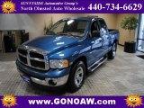 2003 Atlantic Blue Pearl Dodge Ram 1500 SLT Quad Cab #48866473