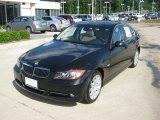 2008 Black Sapphire Metallic BMW 3 Series 335xi Sedan #48866856