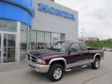 2004 Deep Molten Red Pearl Dodge Dakota SLT Club Cab 4x4 #48866664