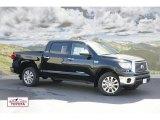 2011 Black Toyota Tundra Platinum CrewMax 4x4 #48866495