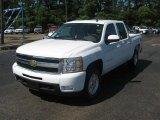 2011 Summit White Chevrolet Silverado 1500 LTZ Crew Cab 4x4 #48867086