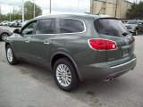 2011 Buick Enclave Silver Green Metallic