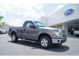2011 Sterling Grey Metallic Ford F150 XL Regular Cab #48866738
