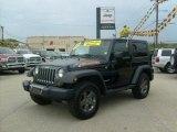 2010 Black Jeep Wrangler Sport Mountain Edition 4x4 #48866749