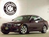 2008 Barbera Red Metallic BMW 3 Series 328xi Coupe #48867162