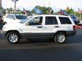 2000 Jeep Grand Cherokee Stone White