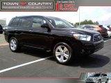 2010 Black Toyota Highlander Limited #48866959