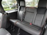 2007 Lincoln Navigator Luxury 4x4 Charcoal Interior