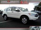 2010 Taffeta White Honda CR-V LX #48866968