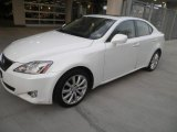 2008 Starfire White Pearl Lexus IS 250 AWD #48867187