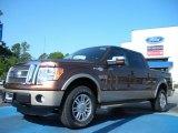 2011 Golden Bronze Metallic Ford F150 King Ranch SuperCrew 4x4 #48866627