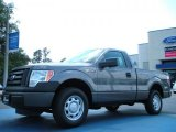 2011 Sterling Grey Metallic Ford F150 XL Regular Cab #48866632
