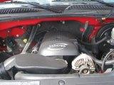 2005 Chevrolet Silverado 1500 LS Regular Cab 4x4 4.8 Liter OHV 16-Valve Vortec V8 Engine