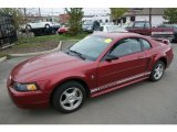 2003 Redfire Metallic Ford Mustang V6 Coupe #48925101