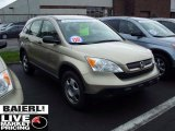 2008 Borrego Beige Metallic Honda CR-V LX 4WD #48924783
