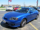 Hyundai Tiburon 2005 Data, Info and Specs
