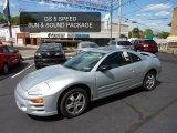 2003 Sterling Silver Metallic Mitsubishi Eclipse GS Coupe #48924955